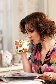 Tea Moment