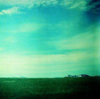Field in Tap O'Noth