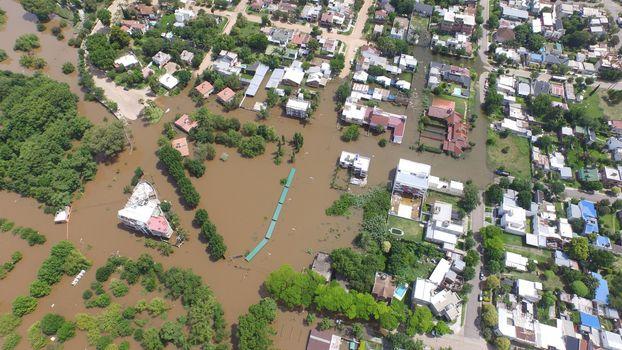 ARGENTINA - WEATHER - FLOODING