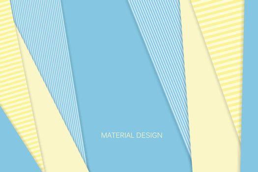 abstract material design