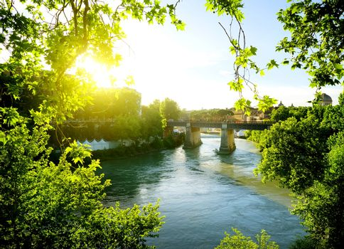 Ponte Palatino, Italy