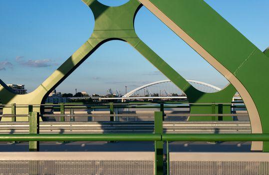 Bratislava's new Old Bridge