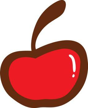 Cherry Fruit Clipart Vector