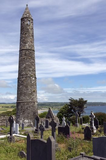 Ardmore Cathedral - County Waterford - Ireland