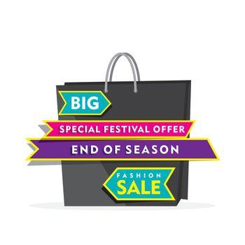creative big clearance sale banner design