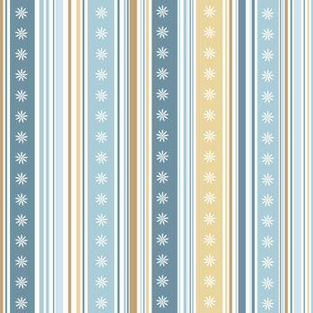 Strip pattern, pastel colors.