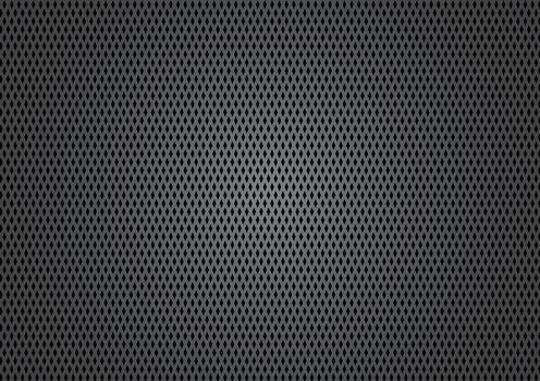 Wire Mesh Texture - Background Pattern, Vector