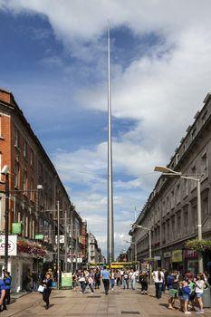 Spire of Dublin - Dublin - Ireland