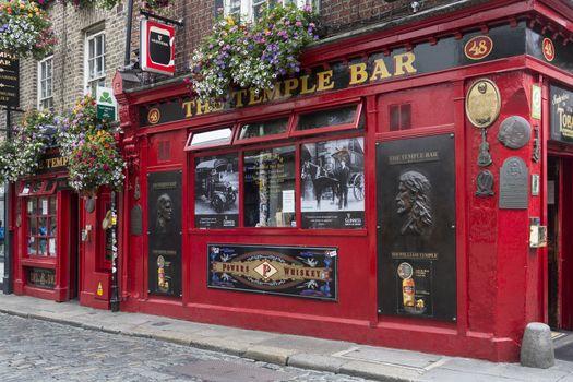 Temple Bar - Dublin - Ireland