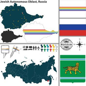 Jewish Autonomous Oblast, Russia