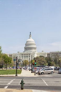 Capitol Building in US