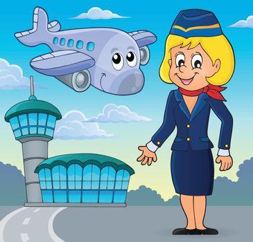 Aviation theme image 2