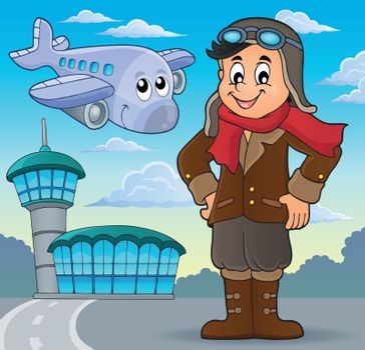 Aviation theme image 4