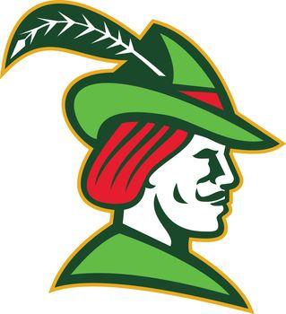 Robin Hood Side Retro