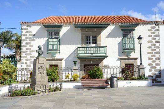 house and museum of Fernando de Leon