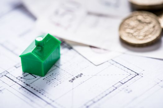 investing money in new property