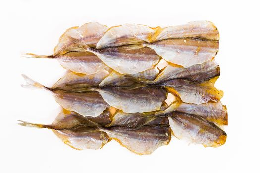 Dried Fish Preservation