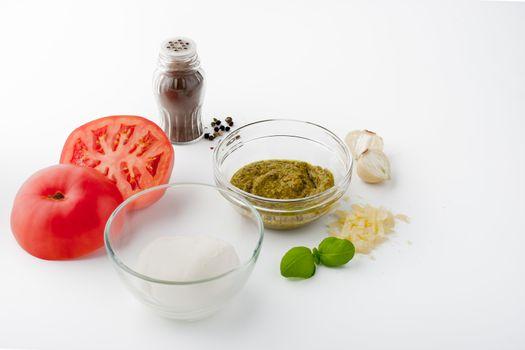 Ingredient for caprese salad