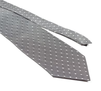 elongated tie