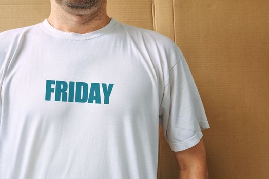 Days of the week - friday