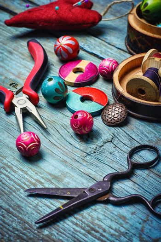 Creativity with beads