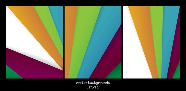 abstract material designs