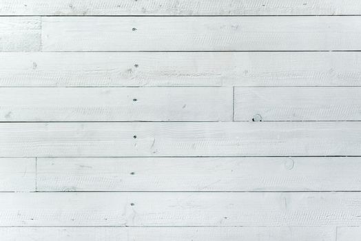 White planks surface texture, wooden board used for flooring