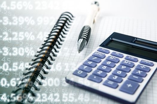 calculation of cash earnings and digits