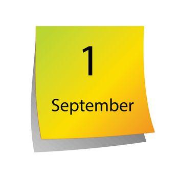 First of September
