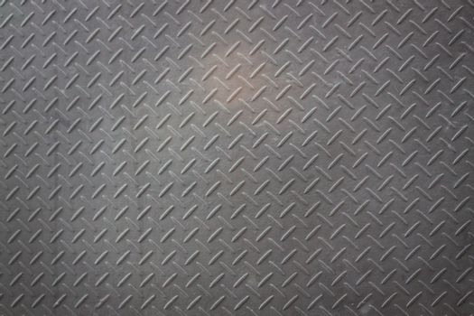 Black metal plate texture background, stock photo
