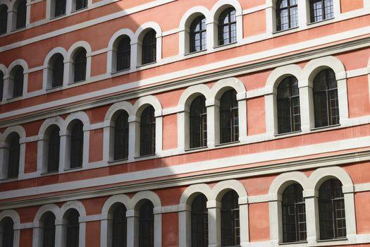 Historic facade Graz