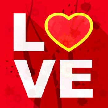 Love Heart Represents Compassion Fondness And Dating