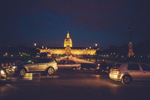 Paris France city walks travel shoot