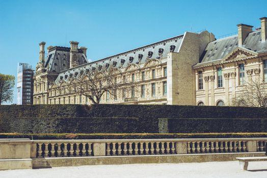 Louvre pyramid - Paris France city walks travel shoot