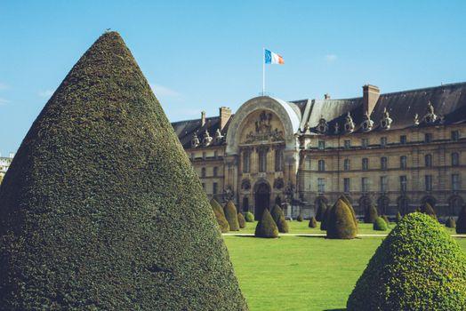Les Invalides - Paris France city walks travel shoot