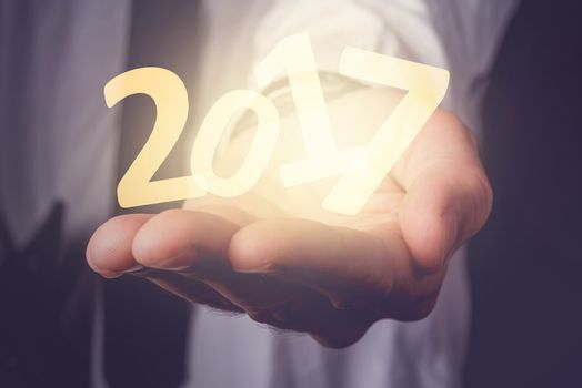 Happy new 2017 business year