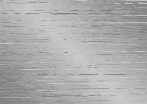 Metal Texture Background - Colored Illustration, Vector
