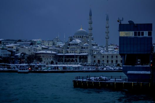 TURKEY, Istanbul: Snow blankets Istanbul, Turkey for a second day on December 31, 2015, and would ground 529 flights and nearly 30,000 passengers by January 4. Thousands are transferred to hotels, while others are forced to sleep at Sabia Gorken and Ataturk airports. The total cost of the storm has not yet been released.