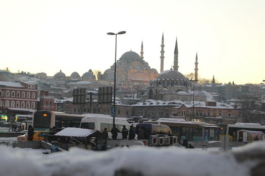 TURKEY, Istanbul: Snow blankets Istanbul, Turkey for a third day on January 1, 2016, and would ground 529 flights and nearly 30,000 passengers by January 4. Thousands are transferred to hotels, while others are forced to sleep at Sabia Gorken and Ataturk airports. The total cost of the storm has not yet been released.