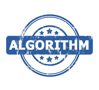 Algorithm stamp