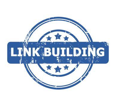 Link Building Stamp