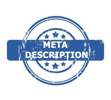 Meta Description Stamp