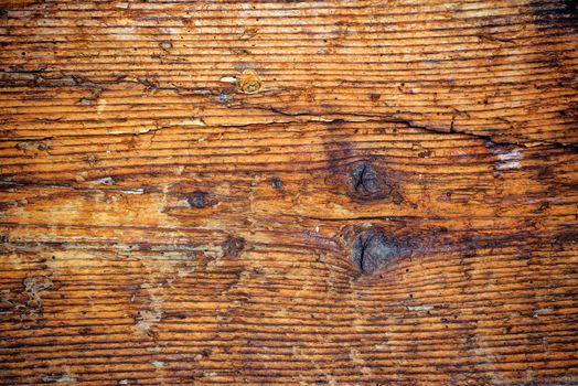 Rough worn wooden plank texture