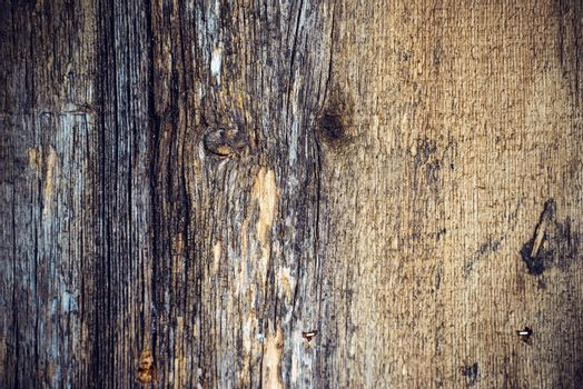 Texture of old weathered wooden board