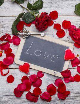 Romantic text