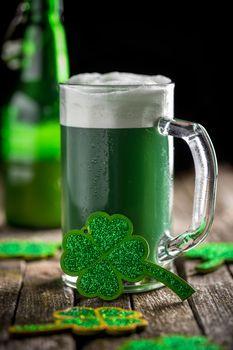 St. Patrick Day concept