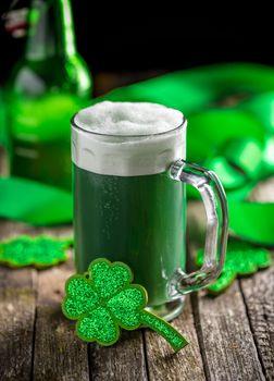 St. Patrick's day holiday celebration