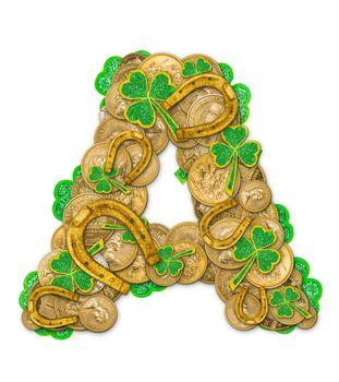 St. Patricks Day holiday letter