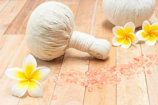 Thai Herbal Compress are unique combination and these medicinal