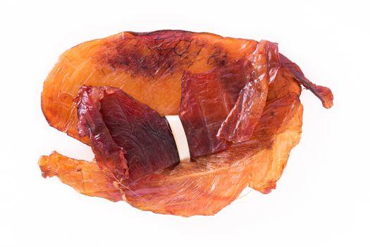 Pork, dried food preservation